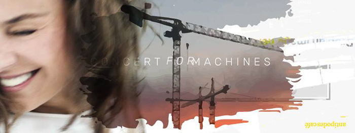 for my friends in oslo : thursday at 5pm concert for machines : elli ...