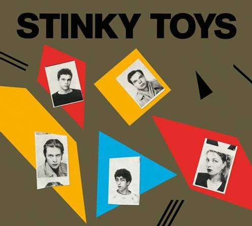 stinky toys // 1st album réédition -  rerelease